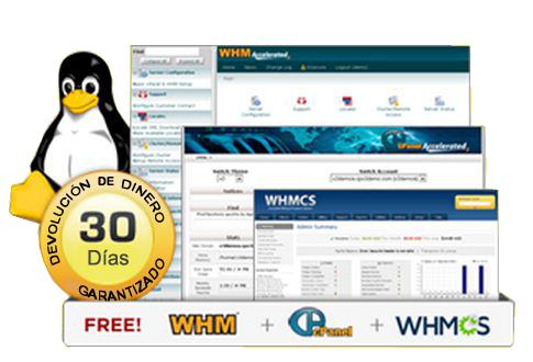 Planes de Reseller Hosting Linux en SirenaHosting.com